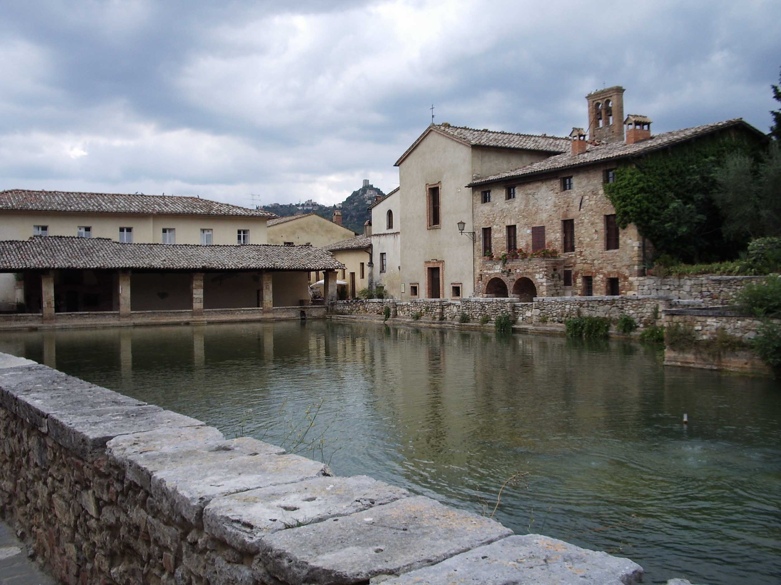 Guide to tuscan thermal baths - Hotel a bagno vignoni ...