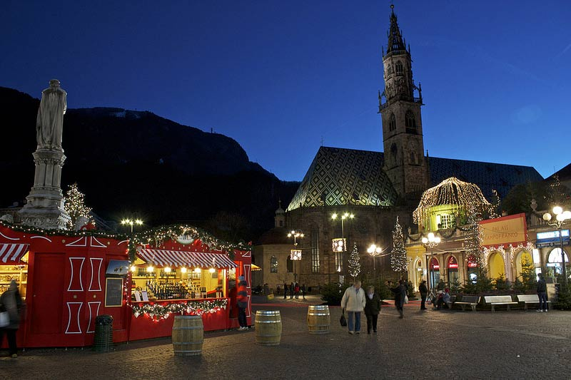 5 must-see destinations for Christmas holidays in Italy