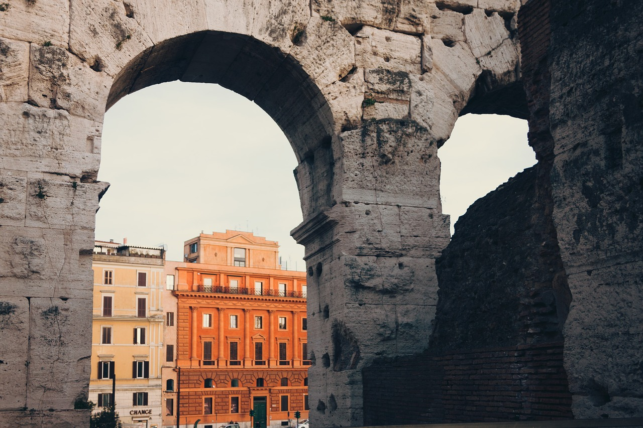 Guided tours in Rome historic center