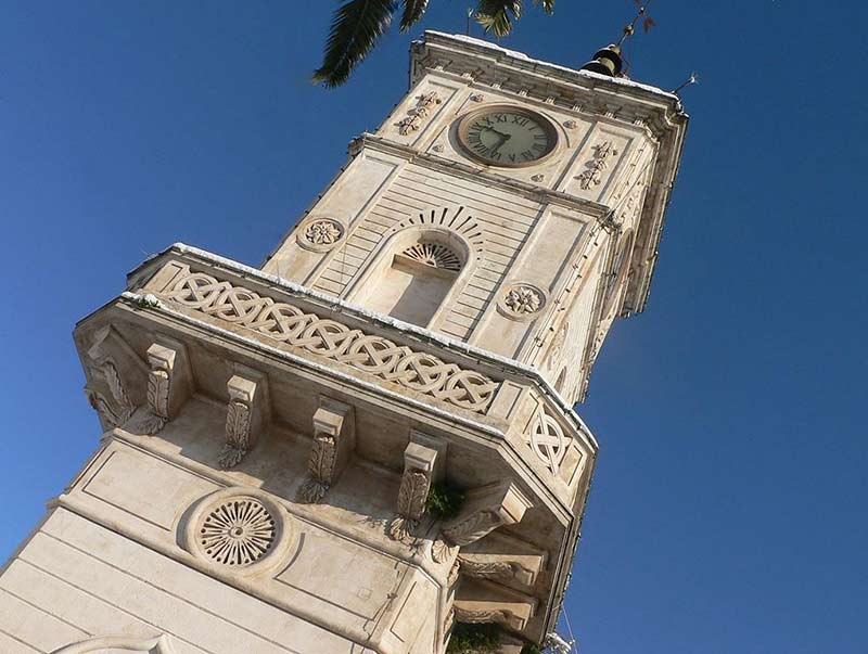 Ceglie Messapica Clock Tower