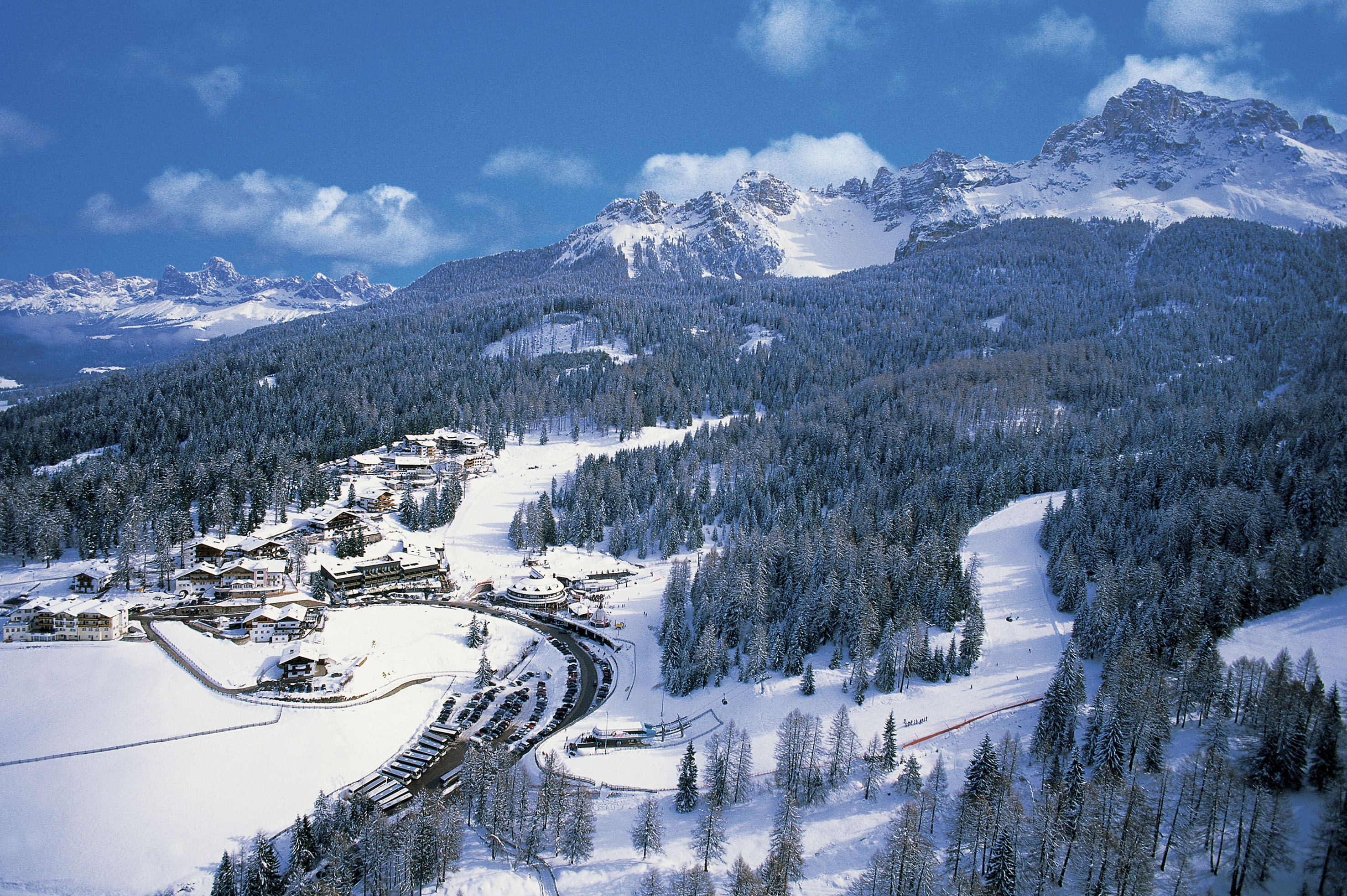 Val d'Ega South Tyrol top destination