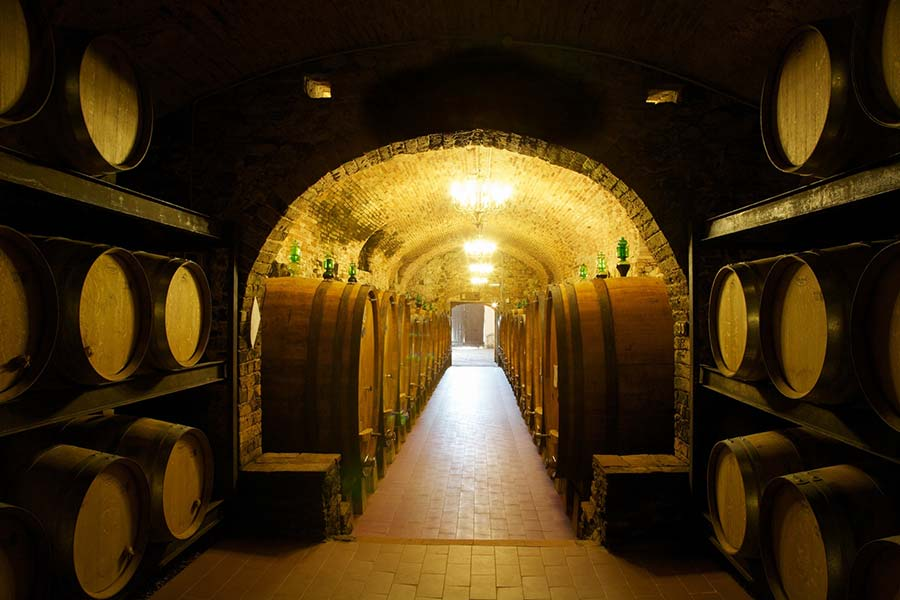Cantine Vino in Toscana