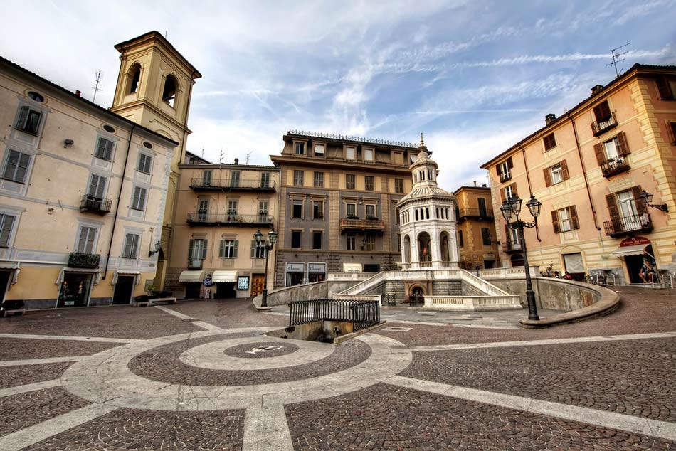 Acqui Terme historic center