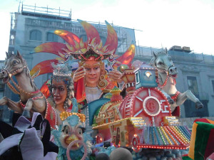 Carnival 2013 in Sicily