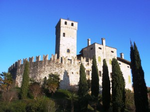 Friuli Medieval castle