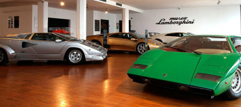Italian luxury cars, top driving experiences in Motor Valley