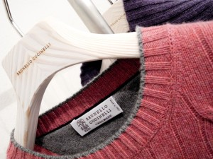 Cucinelli cashmere made in Umbria