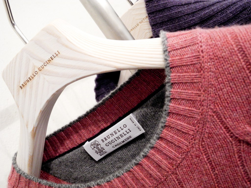 the latest 7199d 3c236 The top 5 brands for Cashmere made in Umbria