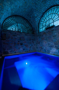 Eremito inner pool | dwelling in Umbria