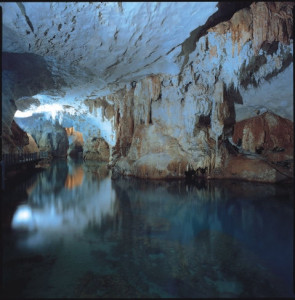 caves in Sardinia
