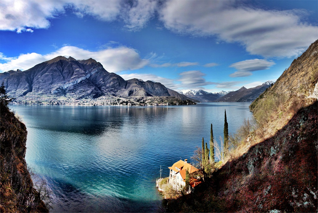 Vacations on Lake Como