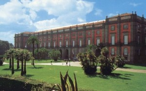Naples guided tours to Capodimonte
