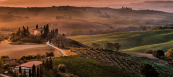 Honeymoon destinations in Tuscany