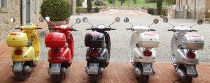 Vespa Tours Italy