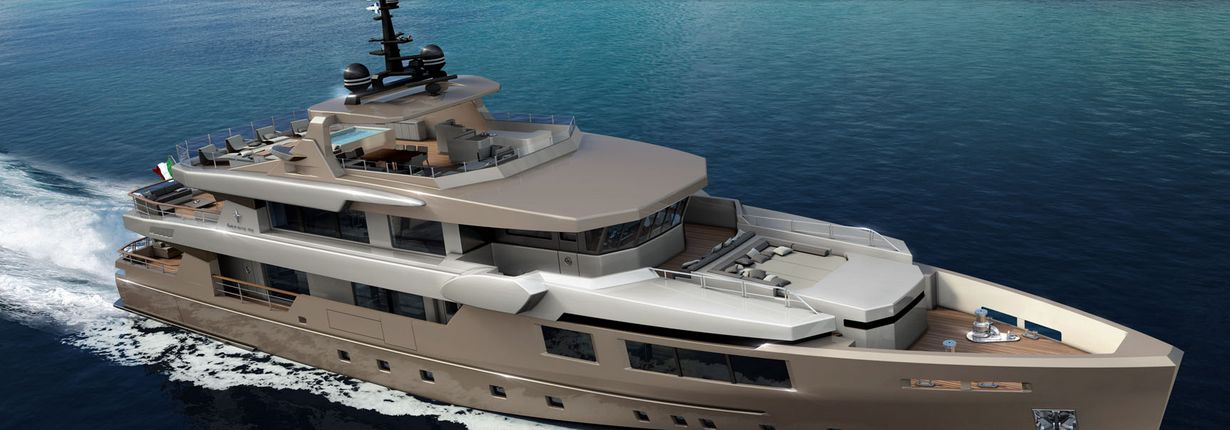 Most silent yacht in the world