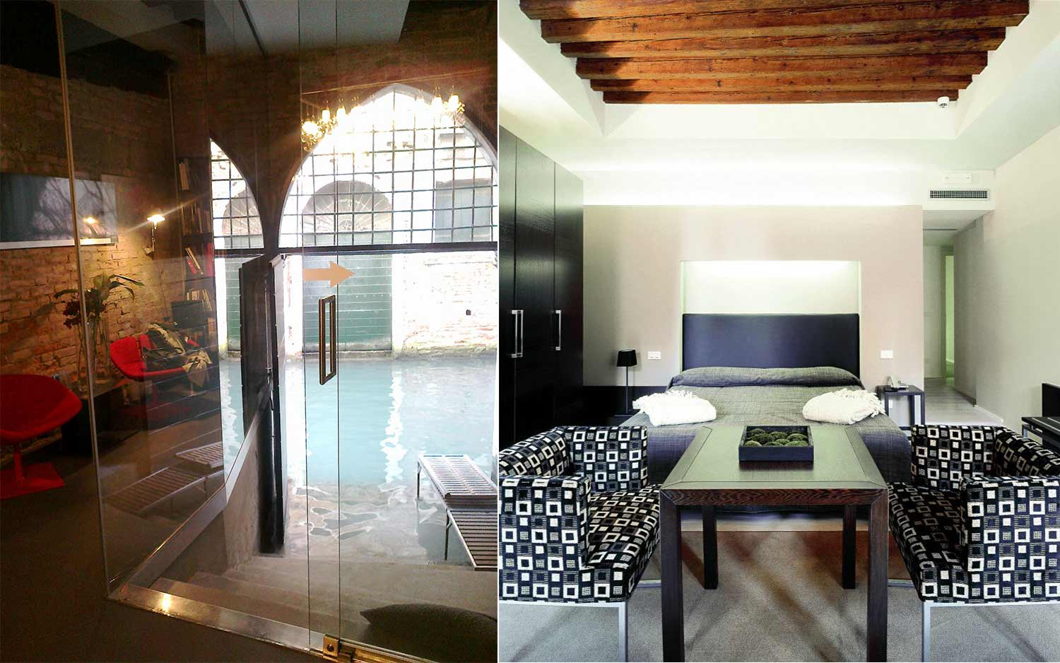 The charming house dd724 design hotel di lusso venezia for Charming small hotels italy