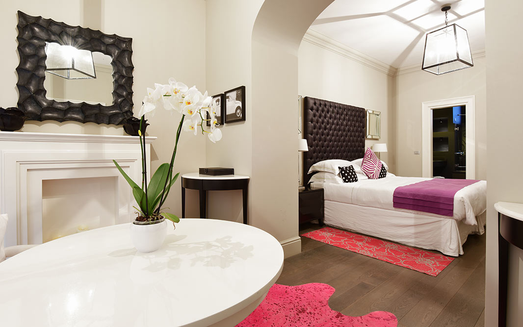 Pepoli 9 boutique hotel a roma guest house di lusso in for Boutique hotel 4 stelle roma